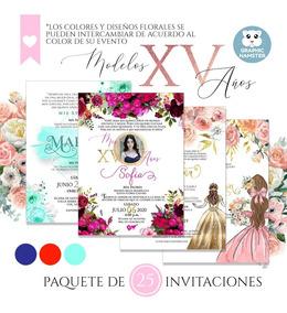 Invitaciones De Xv Hawaiana Invitaciones Y Tarjetas Xv