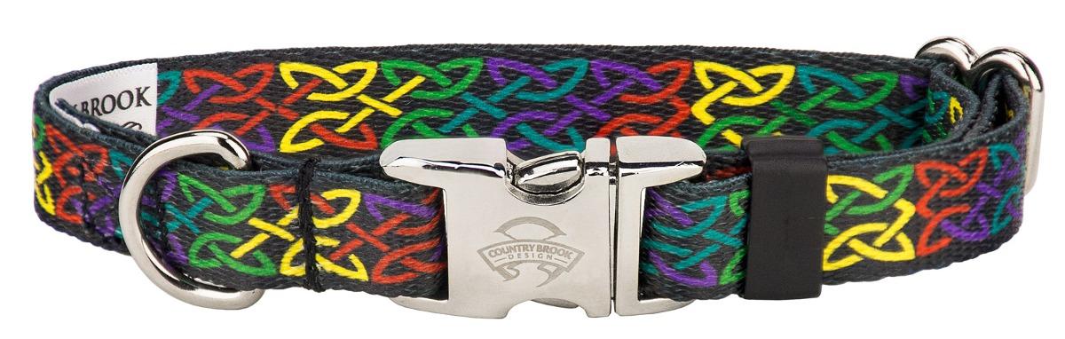 25 Irlanda - País Brook Design® Premium Collares - Orgullo C ...