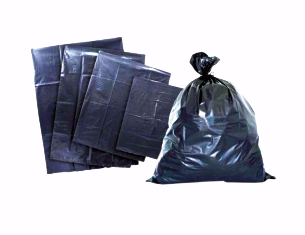 Bolsas resistentes para basura, plástico de polietileno