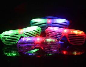 441191073cf4 25 Lente Led Neon Luminoso Glow Uv Noche Animación