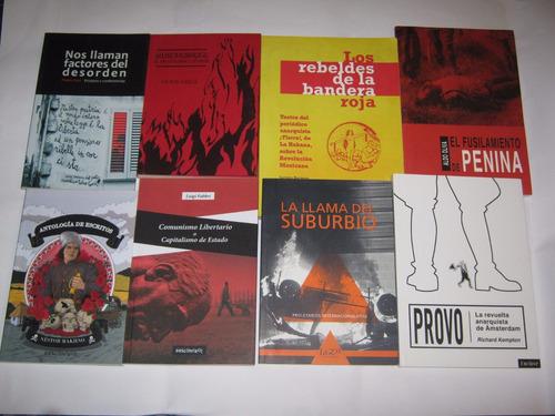 25 libros relacionados anarquismo desde 3500 nuevos títulos