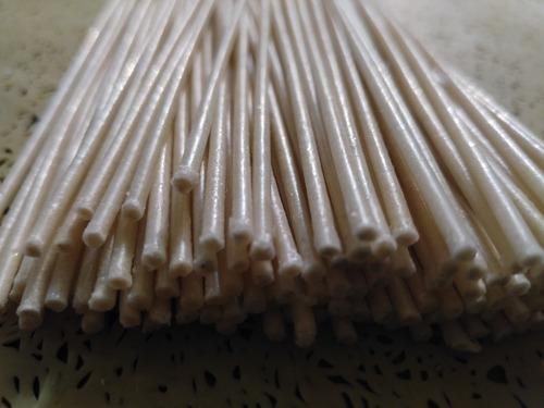25 pabilos encerados 20 cm alma de algodón #26