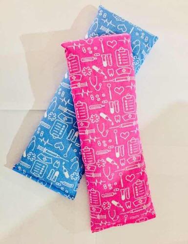 25 pack (50 pillows) almohadas térmicas d alpiste y semillas