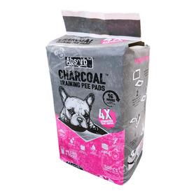 25 Paños O Pañales De Entrenamiento  Perros Charcoal 60x90cm