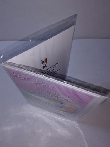 25 tarjetas de felicitacion grafycolor surtidas mdisk