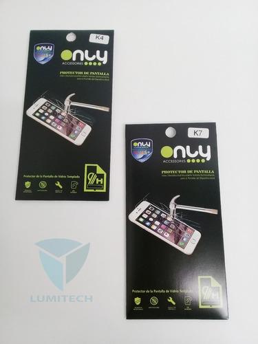 25 unidades de vidrio templado para teléfono lg