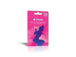 25 usd itunes gift card (us) apple ios