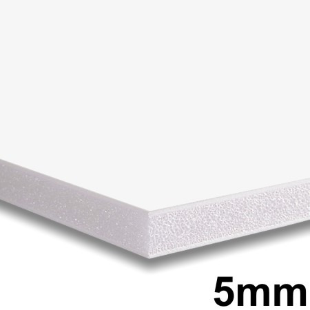 25 x placa foam board 122x244cm 5mm contracole papel pluma