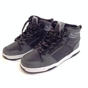 652352c1 Botines Para Niños Jordan - Ropa, Zapatos y Accesorios Gris oscuro ...