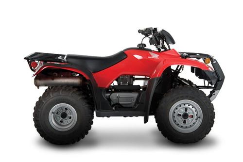 250 cuatri motos honda trx