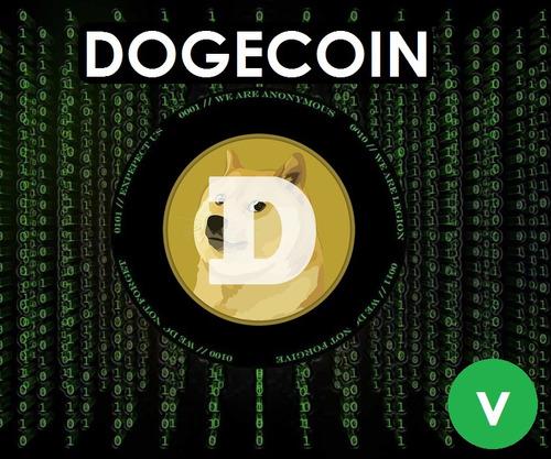 250 dogecoin  - entrega rapida - virtualstore..