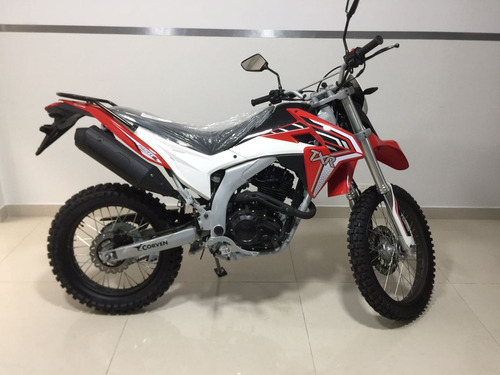 250 enduro motos corven triax