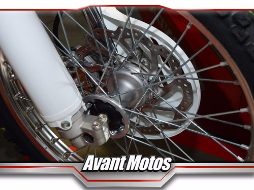 250 enduro motos honda crf