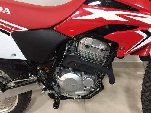 250 enduro motos honda tornado