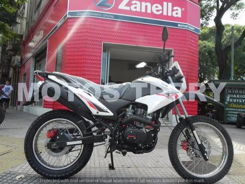 250 enduro, zanella