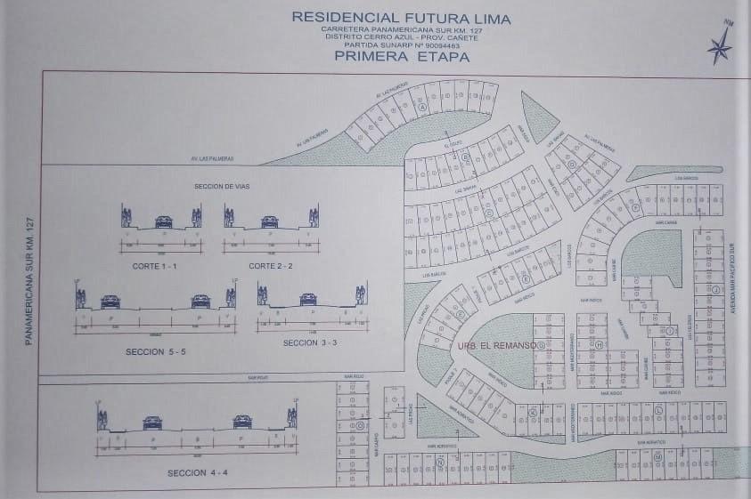 250 m2 cercano a panamericana sur - lotes económicos