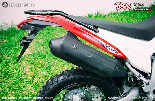 250 moto corven triax