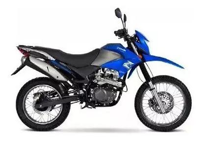 250 moto zanella