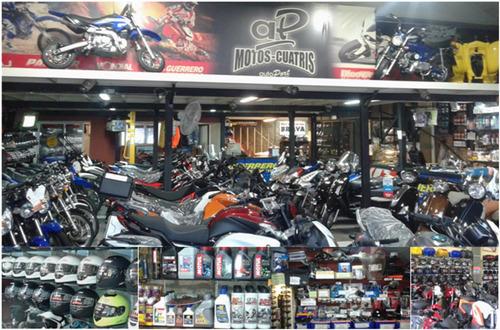 250 motos corven triax