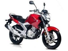 250 motos yamaha fazer