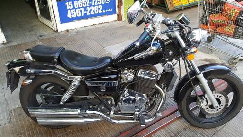 250 motos zanella patagonian