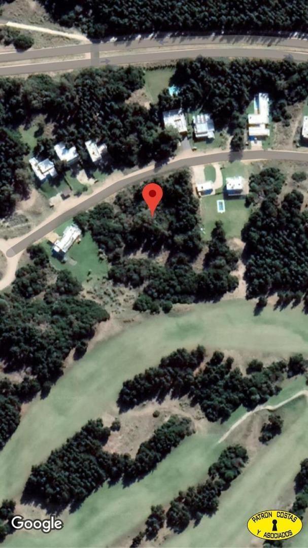 2516mj-últimos tres lotes contiguos sobre la cancha de golf
