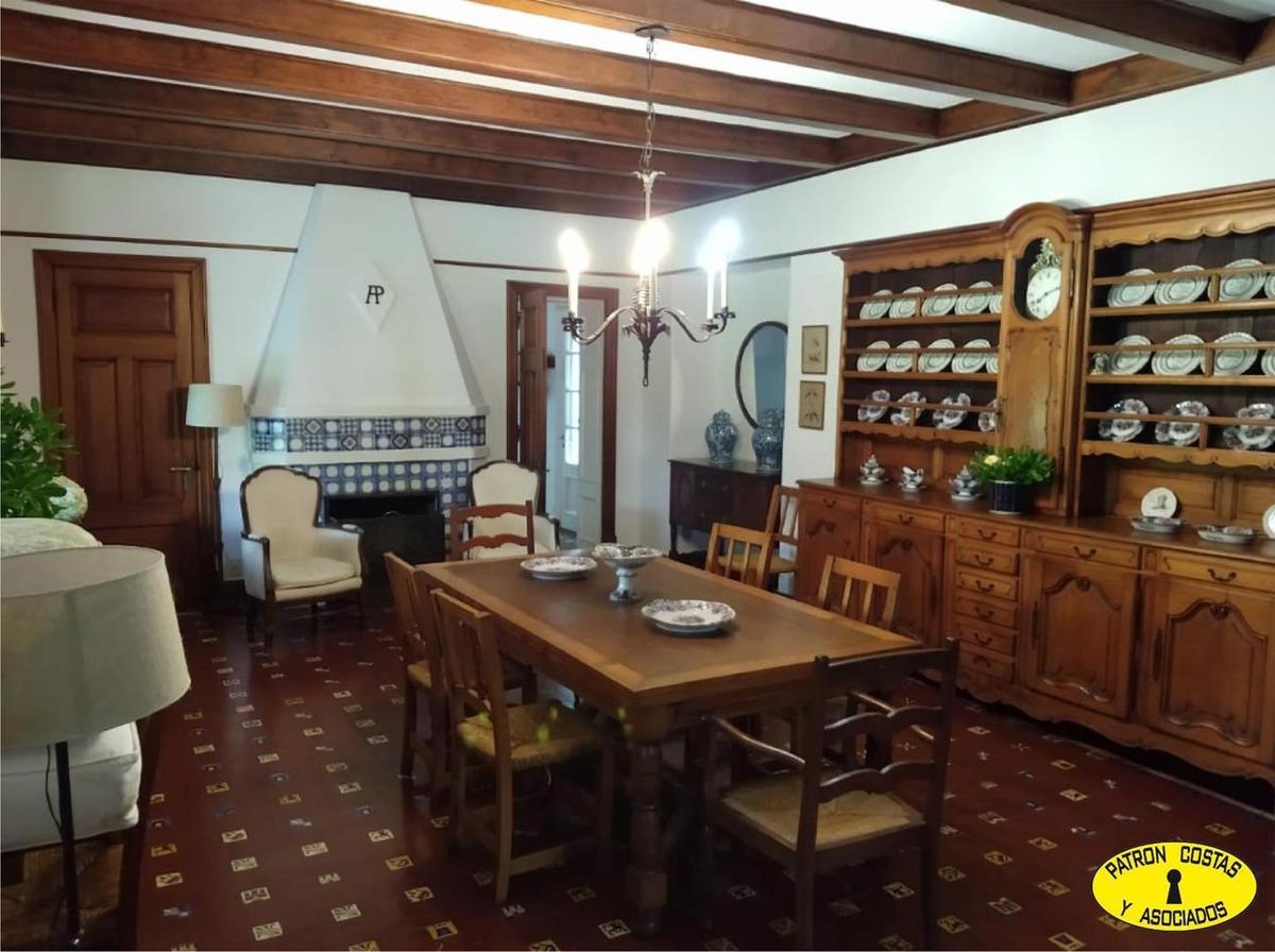 2520hp-lujan -alq. tradicional casco estancia-casero-mucama