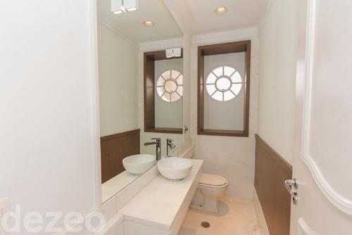 25410 -  casa de condominio 4 dorms. (2 suítes), alto da boa vista - são paulo/sp - 25410