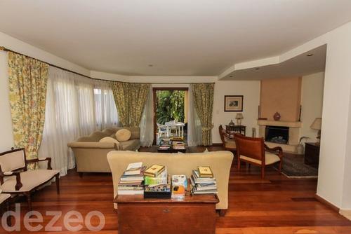25411 -  casa de condominio 3 dorms. (3 suítes), alto da boa vista - são paulo/sp - 25411