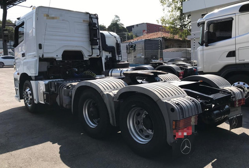 2544 caminhões mercedes-benz axor
