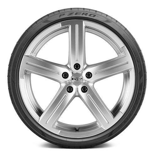 255/35 r19 llanta pirelli p zero pz4 96y xl runflat moe