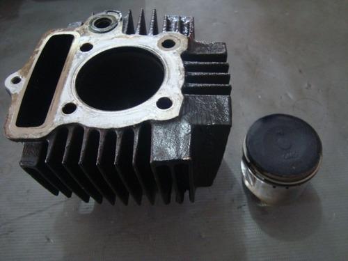 2558 - cilindro pistao aneis biz100 ate 2005
