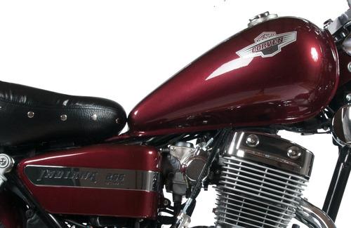 256 motos corven indiana