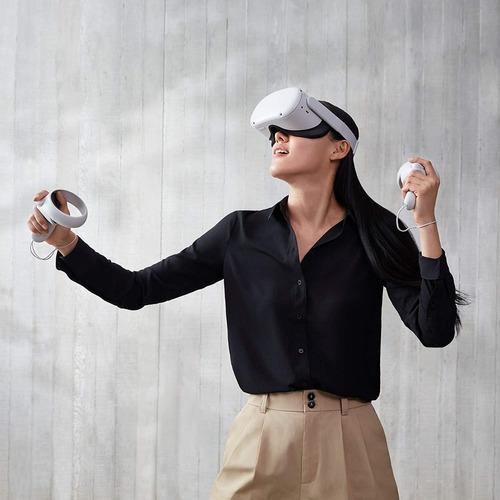 256gb oculus quest 2 - vr realidad virtual - nuevo y sellado