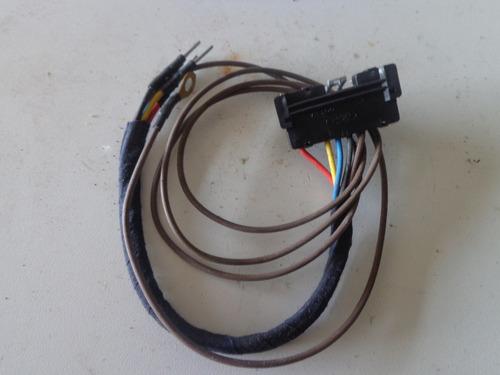 259 - chicote interligação radio ao chicote principal mondeo