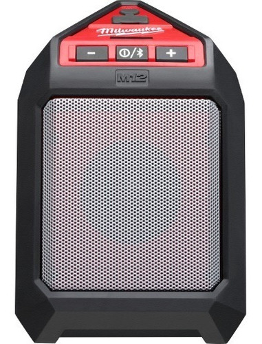 2592-20 parlante bluetooth usb 12 milwaukee bateria m12 2ah