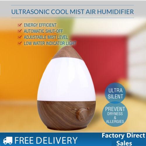 2.5l humidificador ultrasónico vapor frío vapor aroma