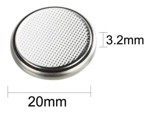 25pcs bateria cr2032 3v bateria de lítio tipo botão