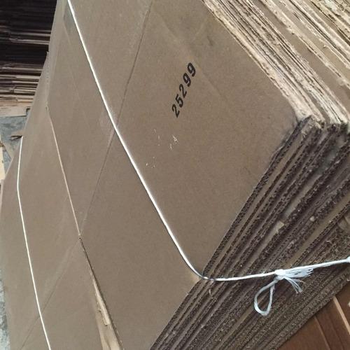 25pz caja de cartón 70x34x26cm seminuevas
