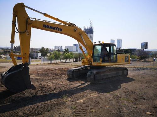 26) excavadora komatsu pc350lc-8 2012