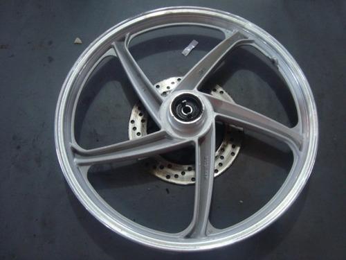 2623 - roda dianteira fym100 - original