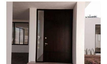 264-616 casa en venta nueva en cholul, mérida