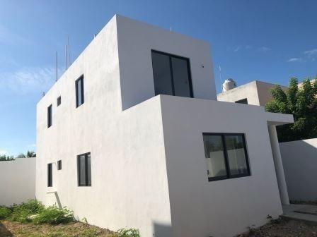 264-687 casa nueva en oriente merida pases vergel ii