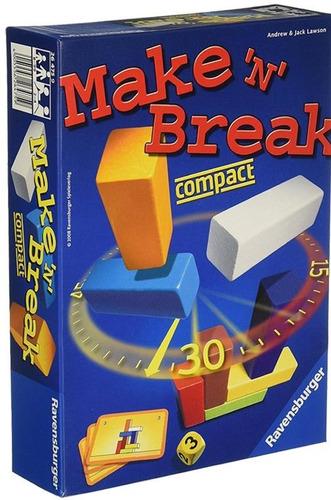 26475 make n break compact juego construcción ravensburger