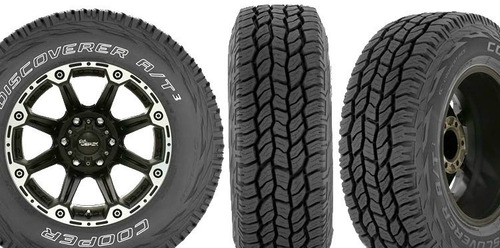 265/70r17 cooper discoverer a/t3 112/109s