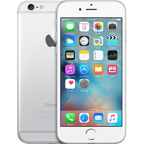 *265us* apple iphone 6 16gb 4.7 ios8 huella