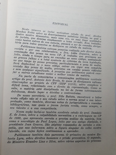 267 - revista de direito penal n.17/18 - 1975