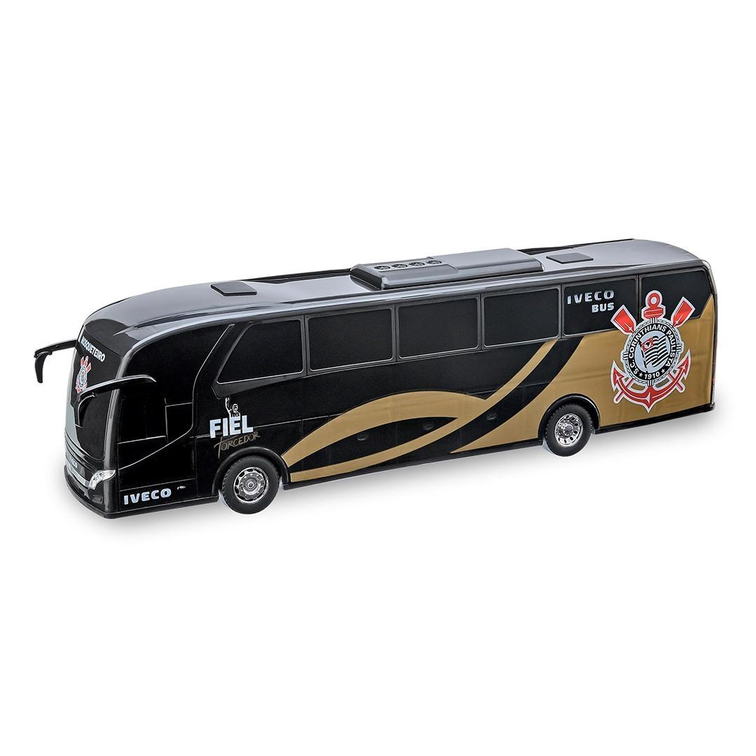 269 Brinquedo Ônibus Iveco Corinthians Poderoso Timão - R  49 3e3f5f61a6353