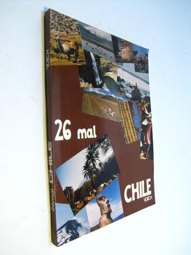 26mal chile. libro en aleman. vdlich