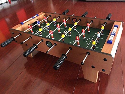27 Mesa De Futbol Mesa De Futbolin Juego W Piernas 2 124 14 En